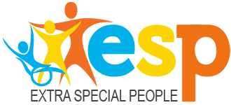 Extra Special People logo