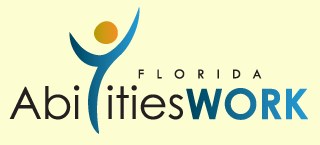 Florida Abilities Work Logo