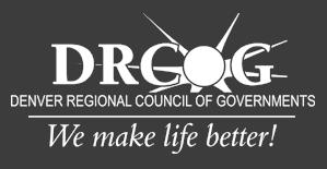 Denver Regional Council of Governments Logo