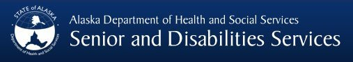 alaska department of health and social services logo