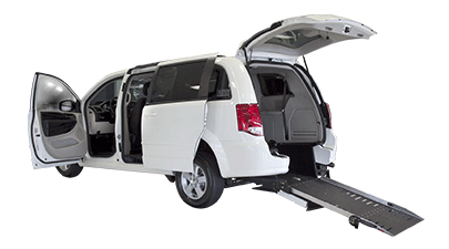 Dodge handicap van conversions