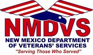 N-M-D-V-S New Mexico logo