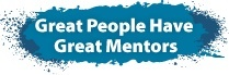 great people great mentors logo