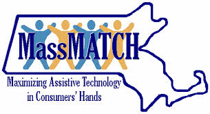 Mass Match making assistive technology in consumers' hands logo