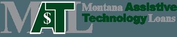 montana assistive technology loans logo