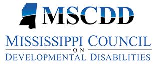 mississippi council of developmental disbilities logo