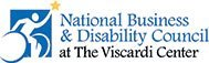 National Business and Disability Council logo