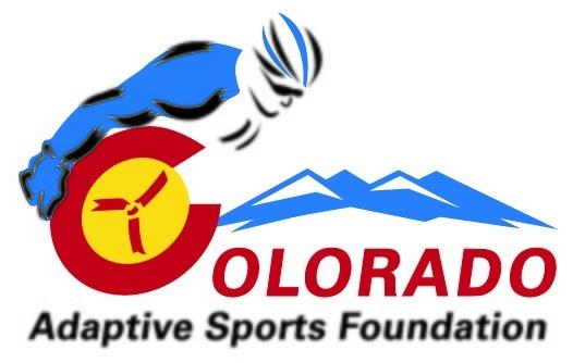 Colorado Adaptive Sports Foundation logo
