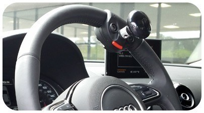 Driving aids hand controls