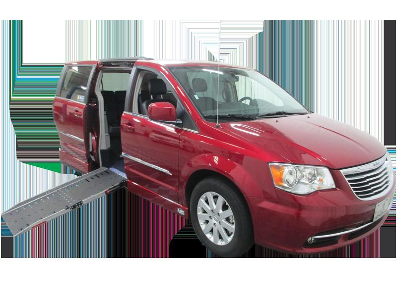Chrysler side view