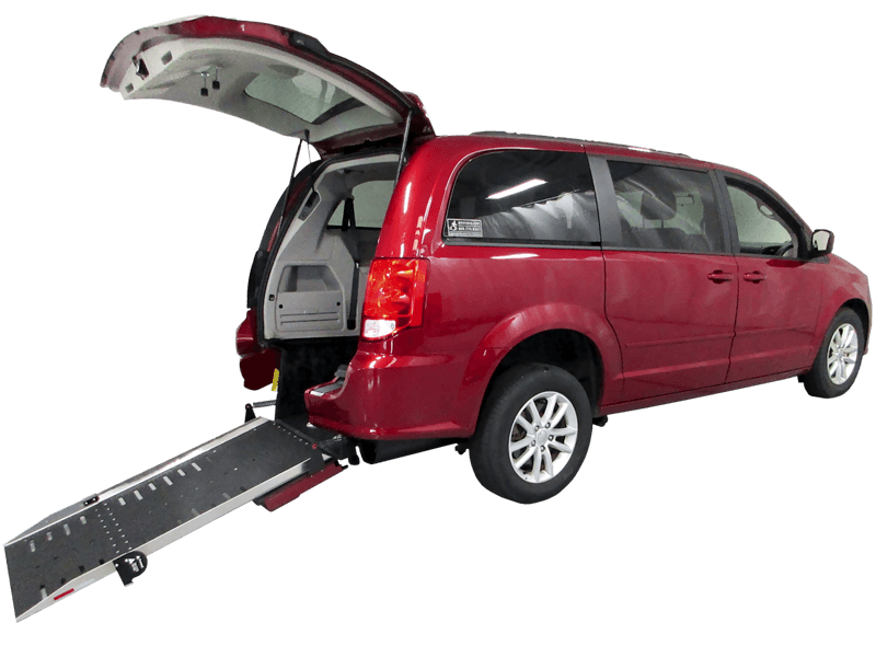 Dodge rear view